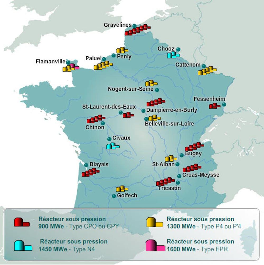 Quel avenir pour les territoires du nucléaire en France
