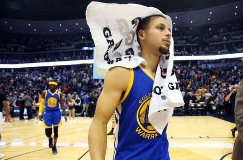 ed0b8c38504 Too pretty to play  Stephen Curry and the light-skinned black athlete