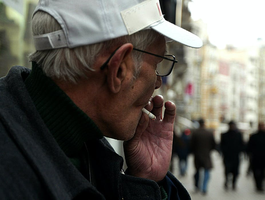 Mental illness is no excuse for turning a blind eye to smoking