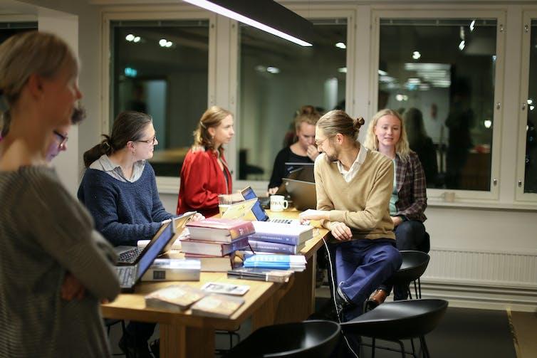Les contributions sur Wikipédia : repenser l'évaluation de nos étudiants