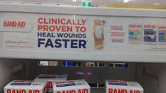 Science or Snake Oil: do Band-Aids really 'heal cuts twice