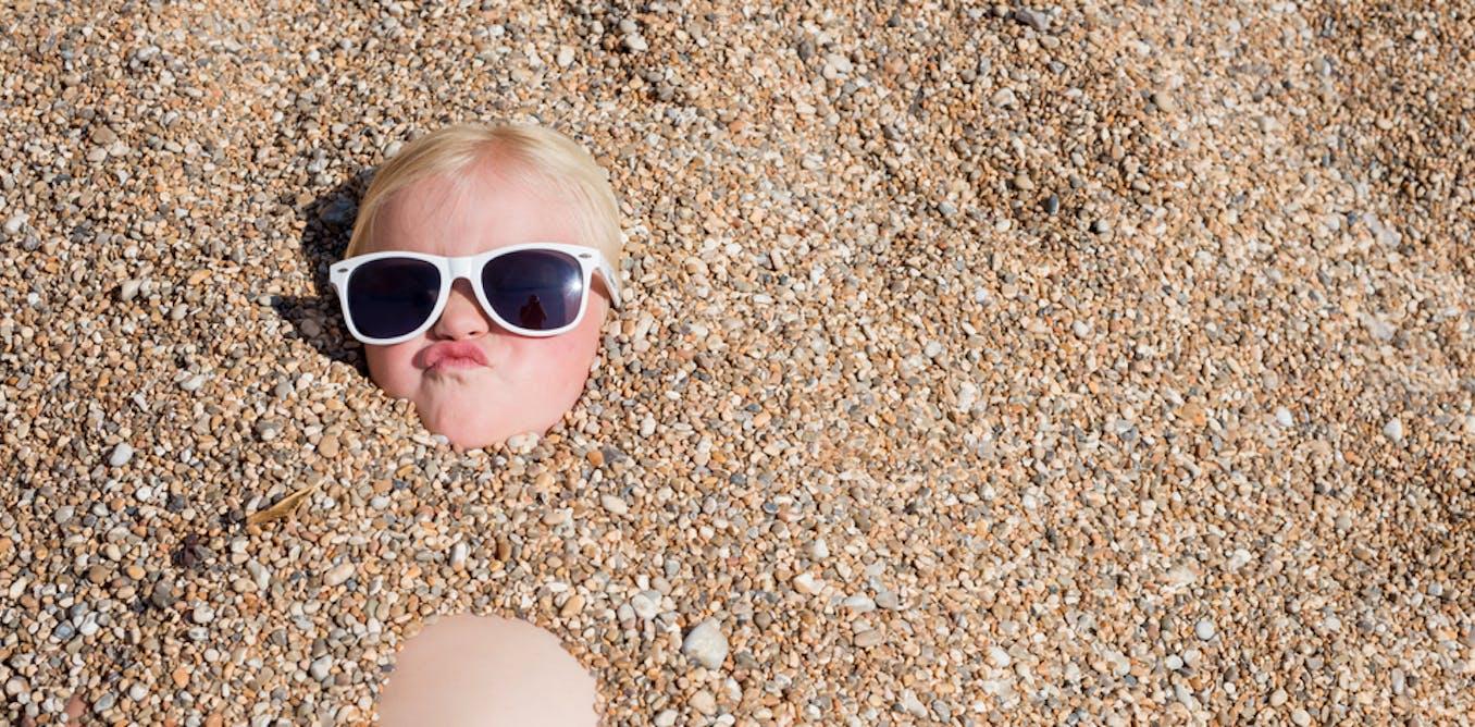 How children develop a sense of humour