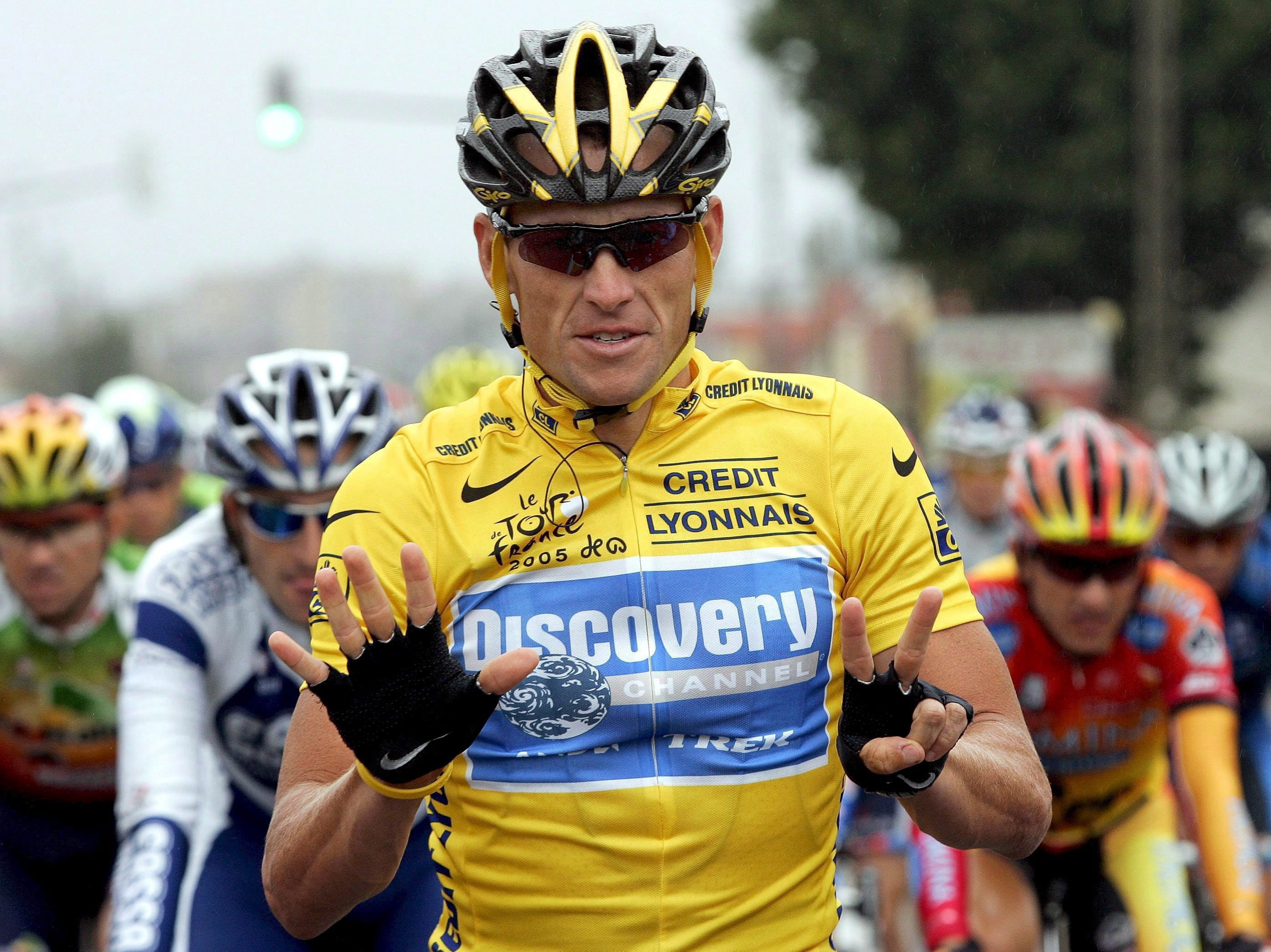 lance armstrong sponsorship deals