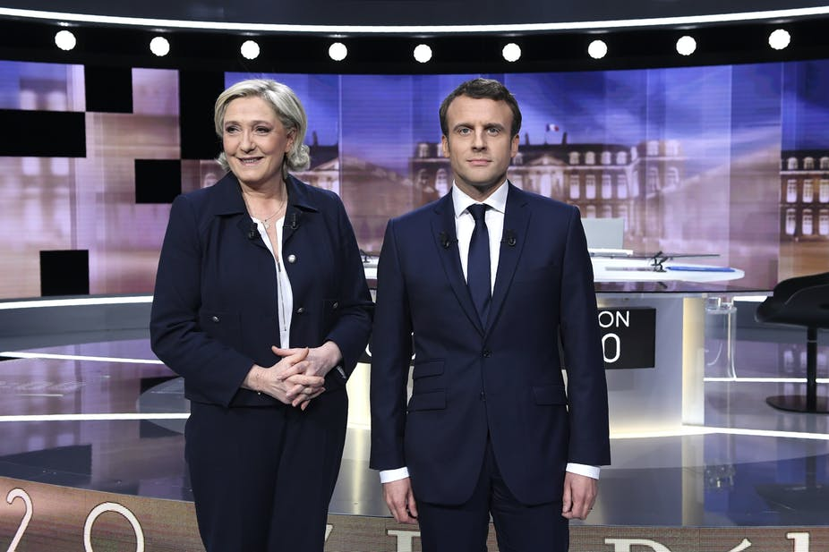 Le Pen Vs Macron After An Acrimonious Debate The French Will Now Choose Their Next President