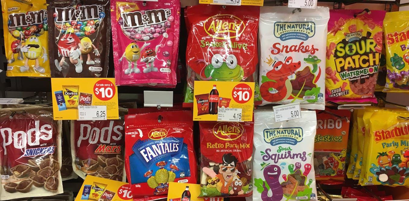Junk Food Packaging Hijacks The Same Brain Processes As
