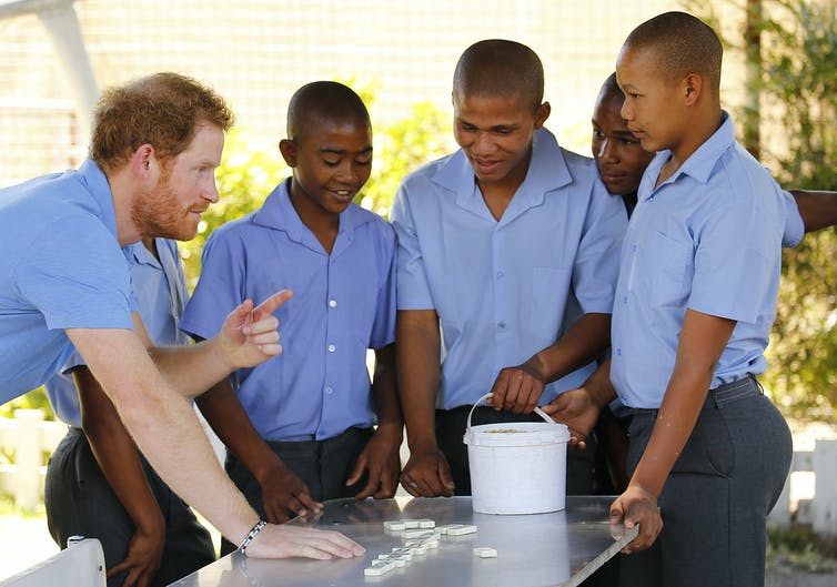 YALI Mandela Washington Fellowship entrepreneurs Prince Harry