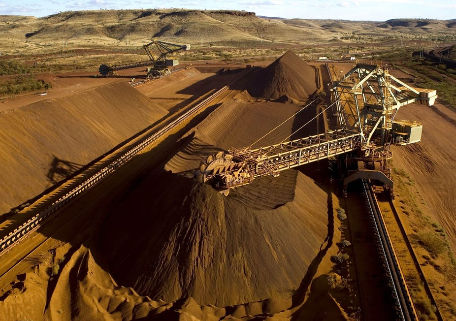 The Boom: Native owners or mining companies: who benefits?