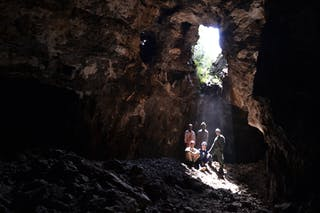 More secrets of human ancestry emerge from South African caves
