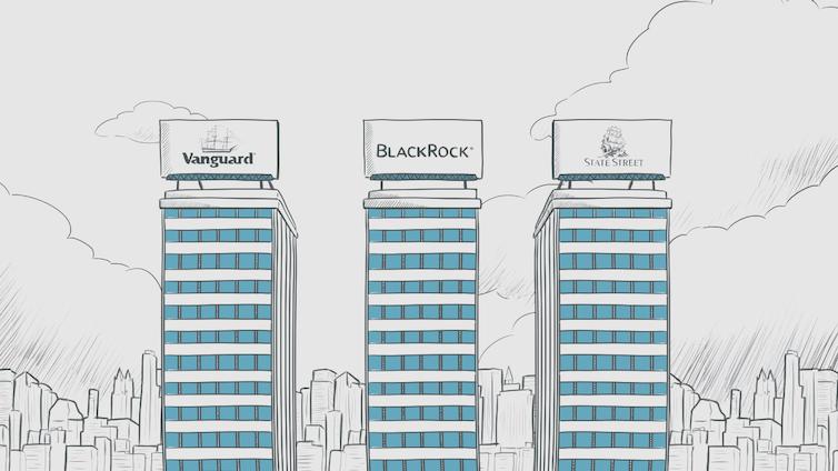 blackrock vanguard state street
