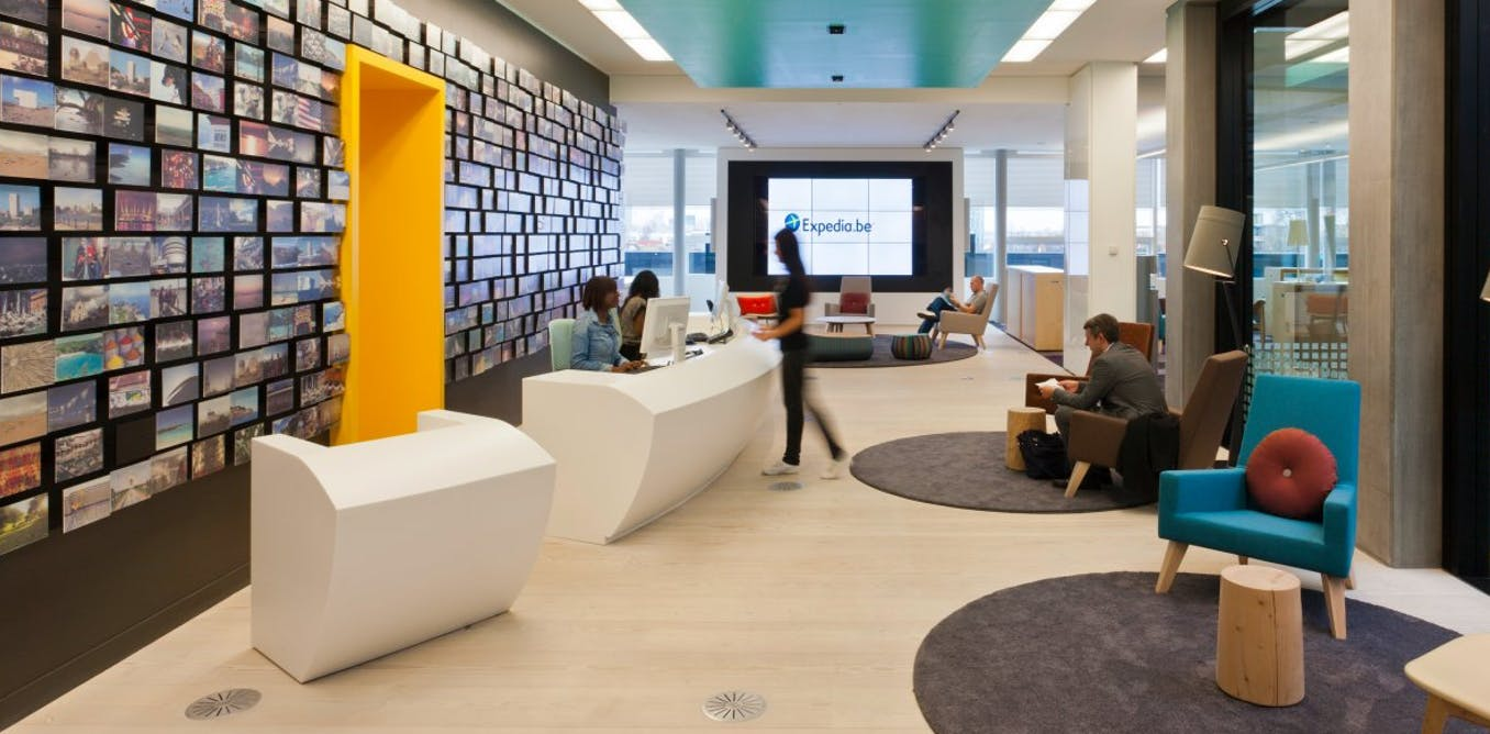Heres Why Cool Offices Dont Always Make For A Happier Workforce - Cool office