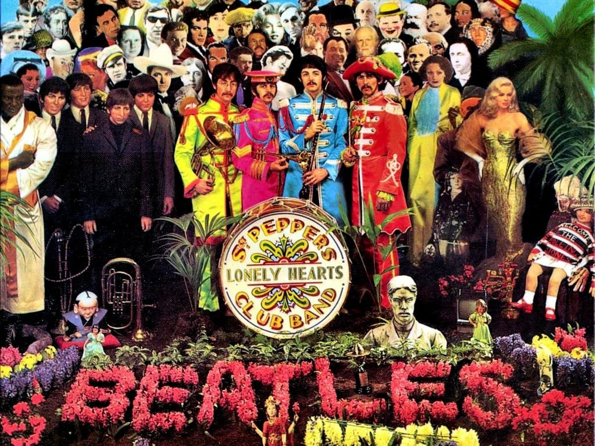 Sgt Pepper's at 50 – the greatest thing you ever heard or just another  album?