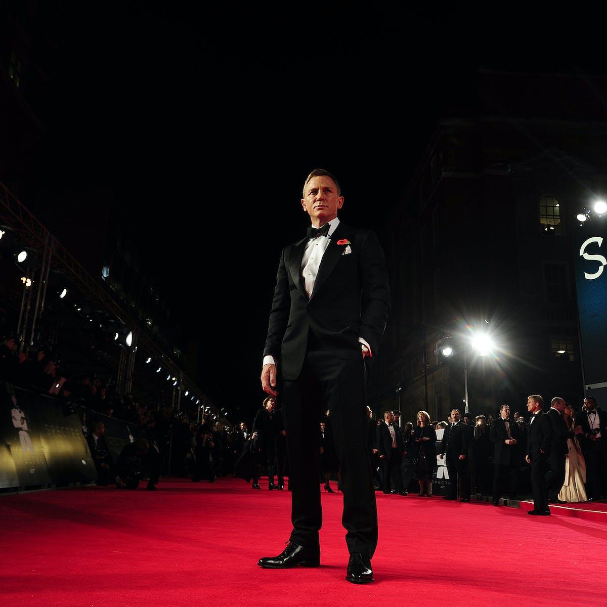 James Bond needs a new attitude, not a new actor