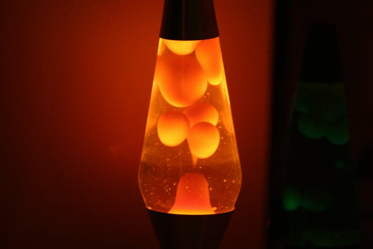 Earth's giant lava lamp might  affect its magnetic field, cause it to flip