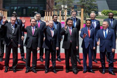 The Belt and Road Initiative: China's vision for globalisation
