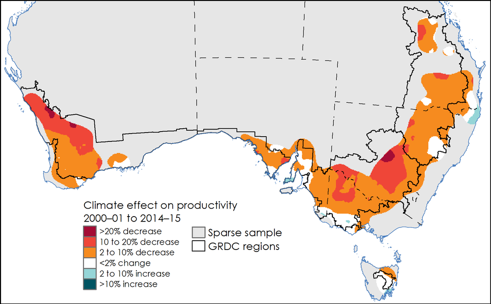 Australian Farmers Are Adapting To Climate Change