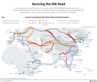 The Belt and Road Initiative: China's vision for