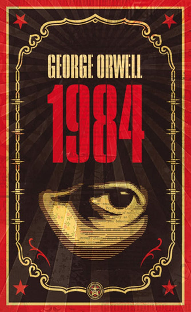 Orwell's 1984 was inspired by his work as a propagandist.