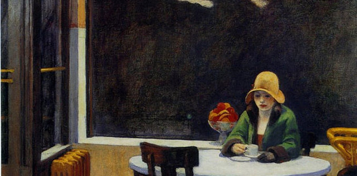 Edward Hopper: the artist who evoked urban loneliness and disappointment with beautiful clarity