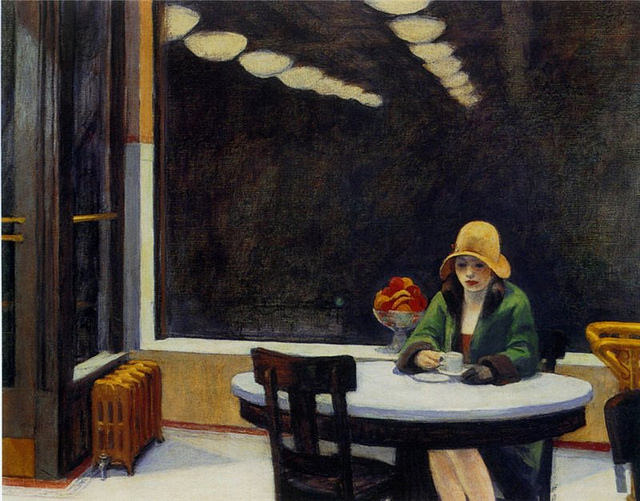 edward hopper  the artist who evoked urban loneliness and