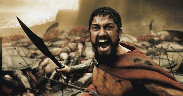Zack Snyder's 2006 epic '300'