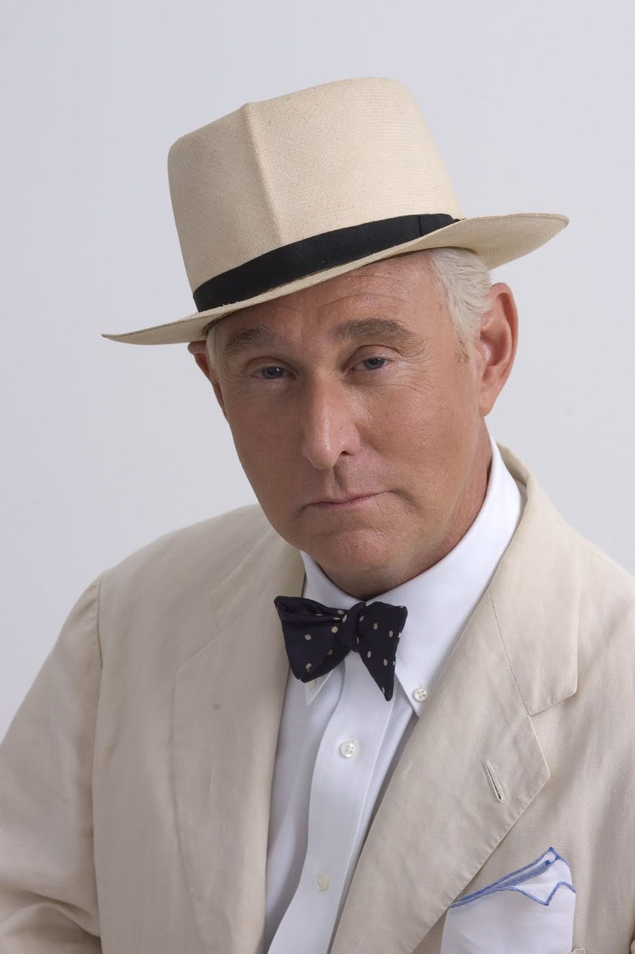 The 67-year old son of father (?) and mother(?) Roger Stone in 2020 photo. Roger Stone earned a million dollar salary - leaving the net worth at million in 2020
