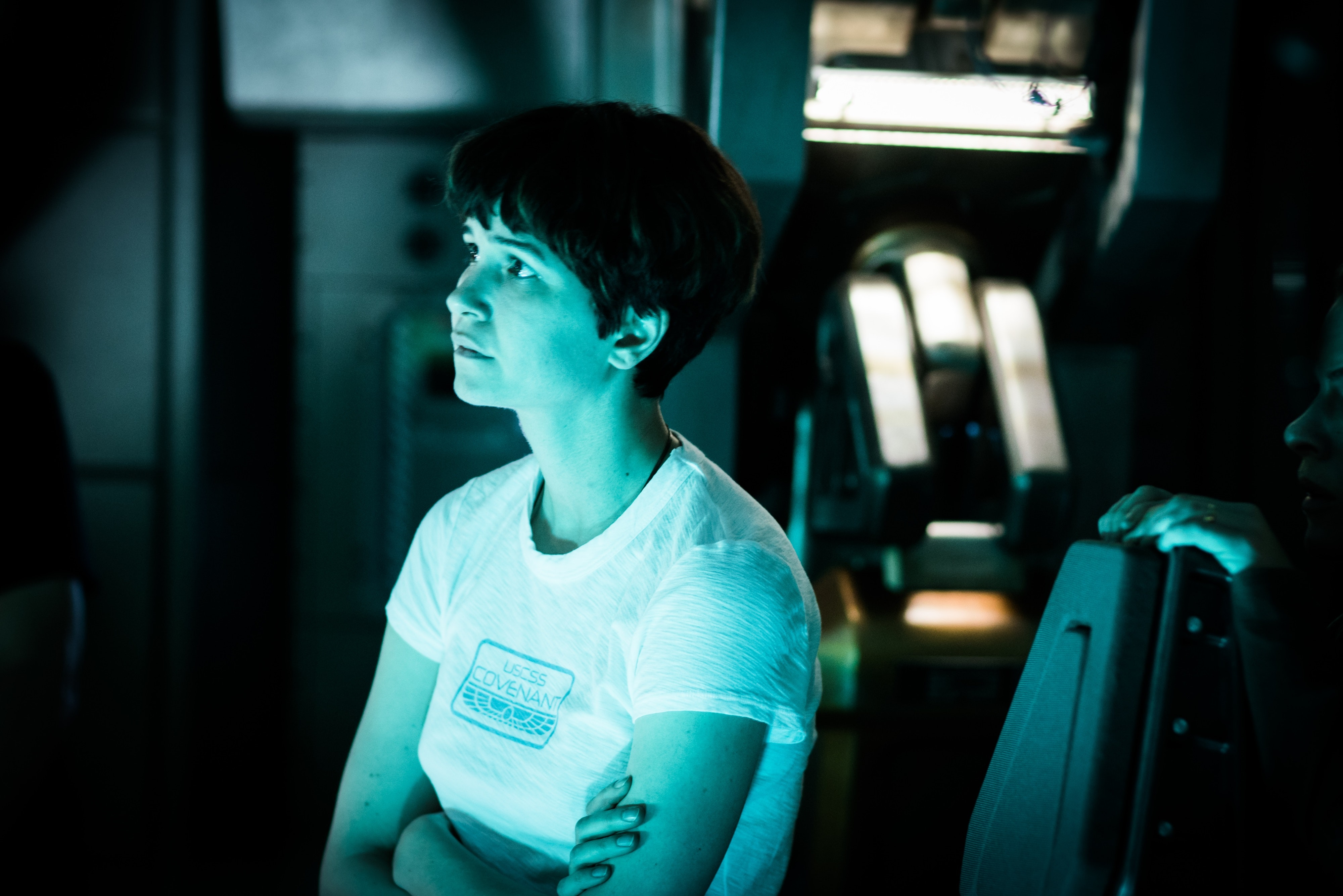 Will Alien: Covenant' Pass the Bechdel Test