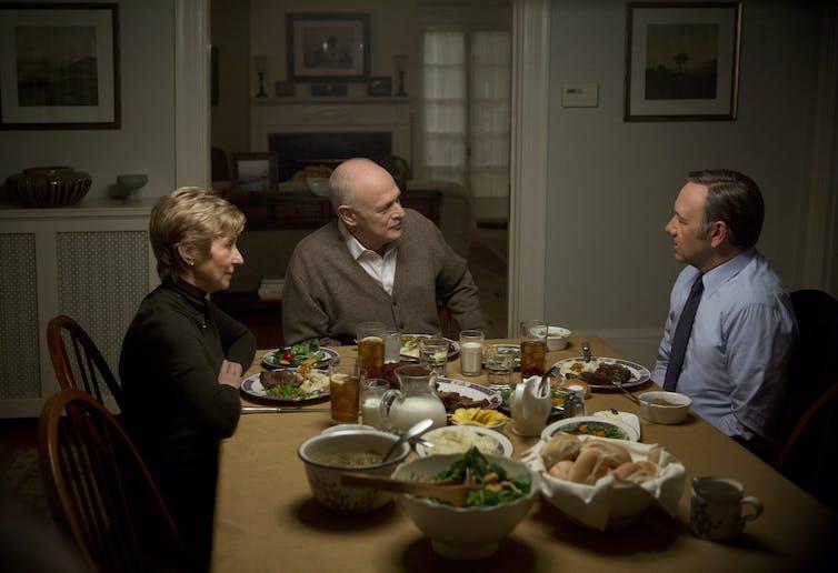 House of Cards. Photo courtesy: Netflix.