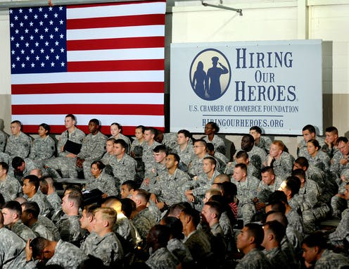 US civil service's preference for hiring military vets comes at a