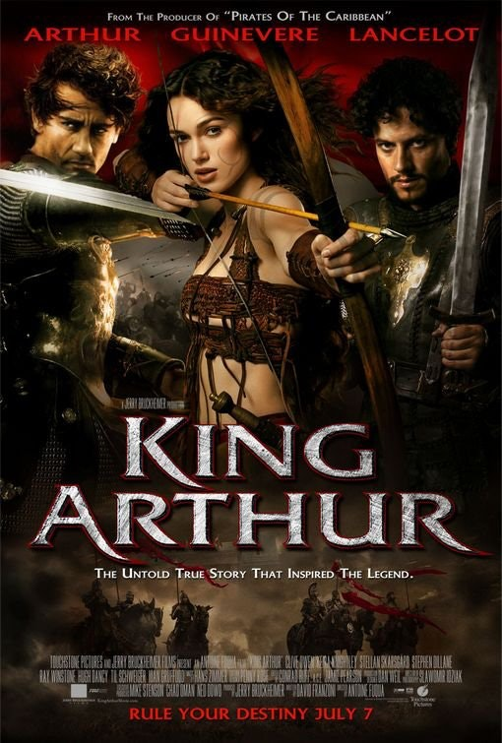 each era gets the king arthur it deserves u2013 and we got guy ritchie u0027s