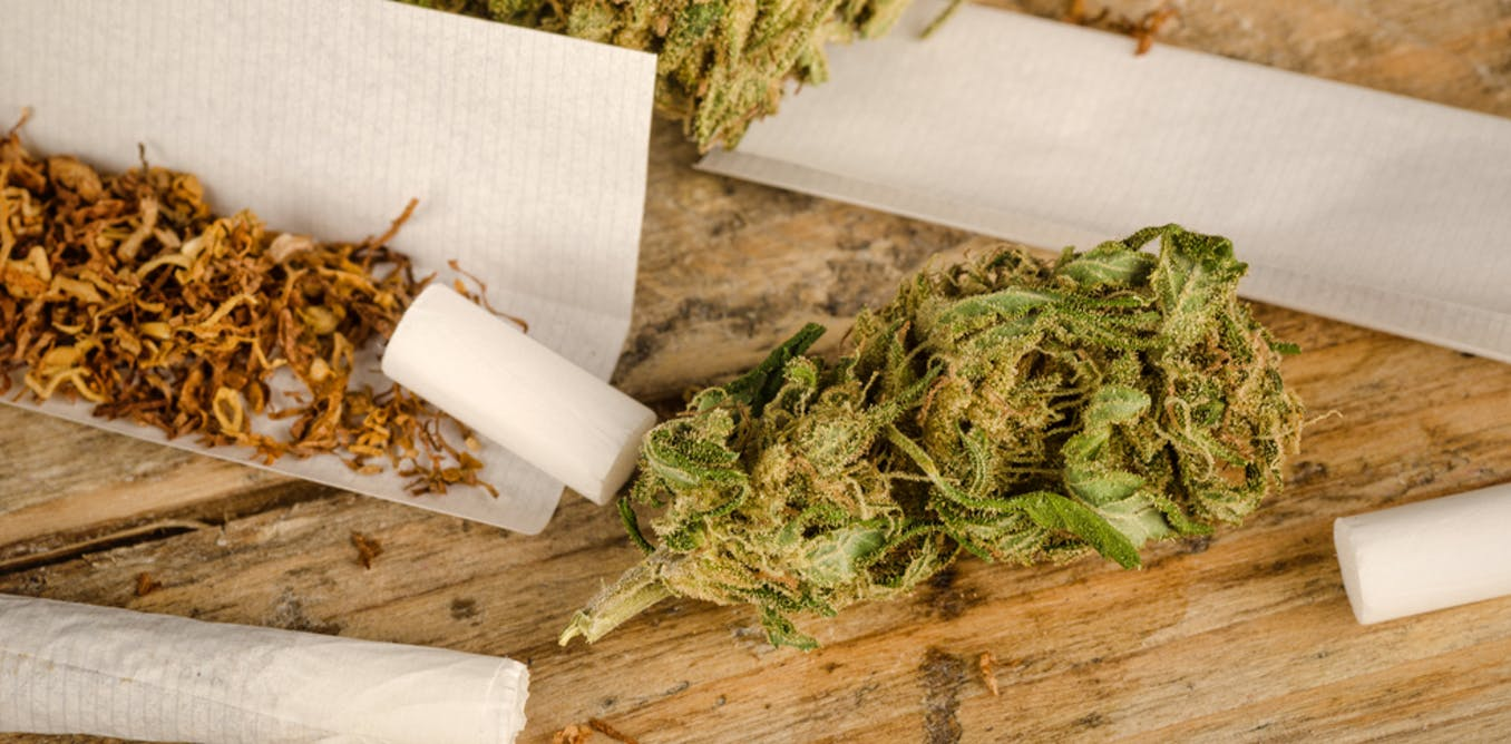 Cannabis isn't the health problem – the tobacco people mix