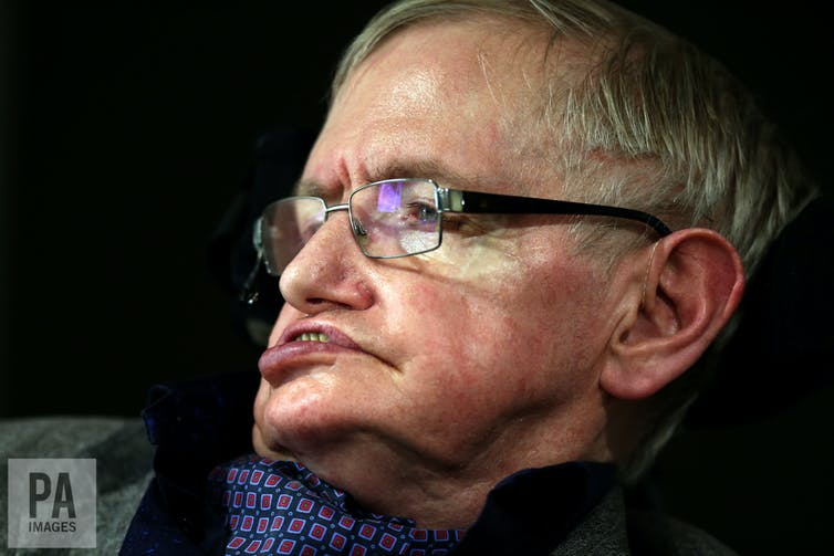 our selfish generation If we can overcome our biological flaws—our genes and our inability  stephen hawking and the selfish gene: why humans are programmed to self-destruct wherever.