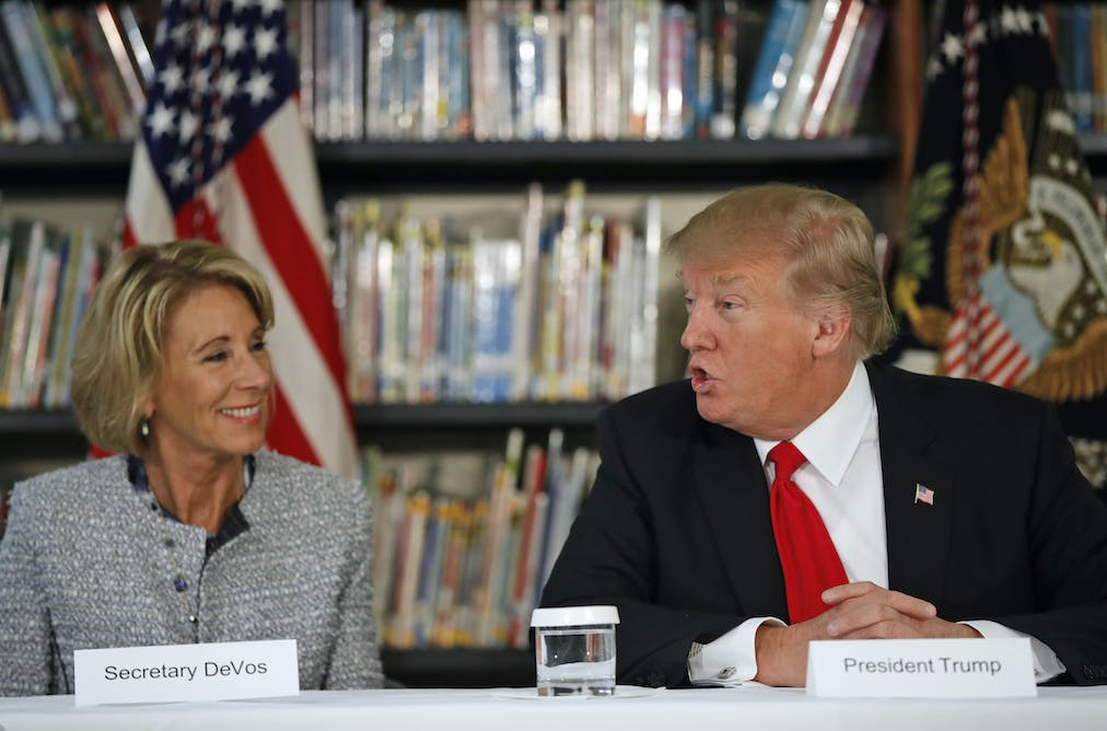Trump Budget Would Abandon Public >> The constitutional right to education is long overdue