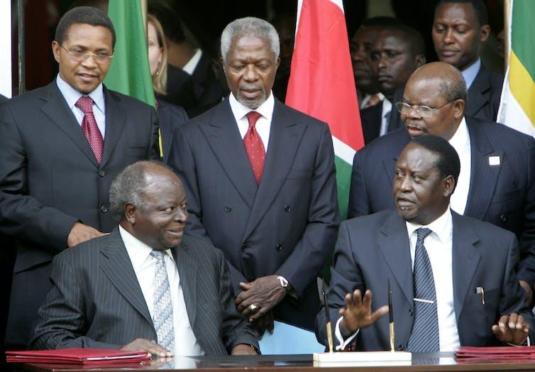 Kenya politics ethnicity
