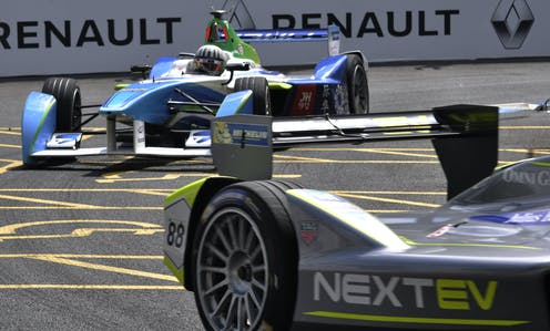 How Electric Car Racing Could One Day Challenge The Spectacle Of Formula