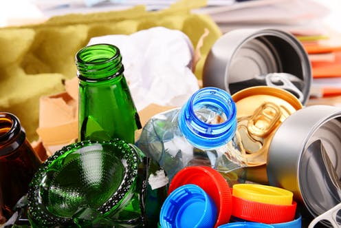 Why you're almost certainly wasting time rinsing your recycling