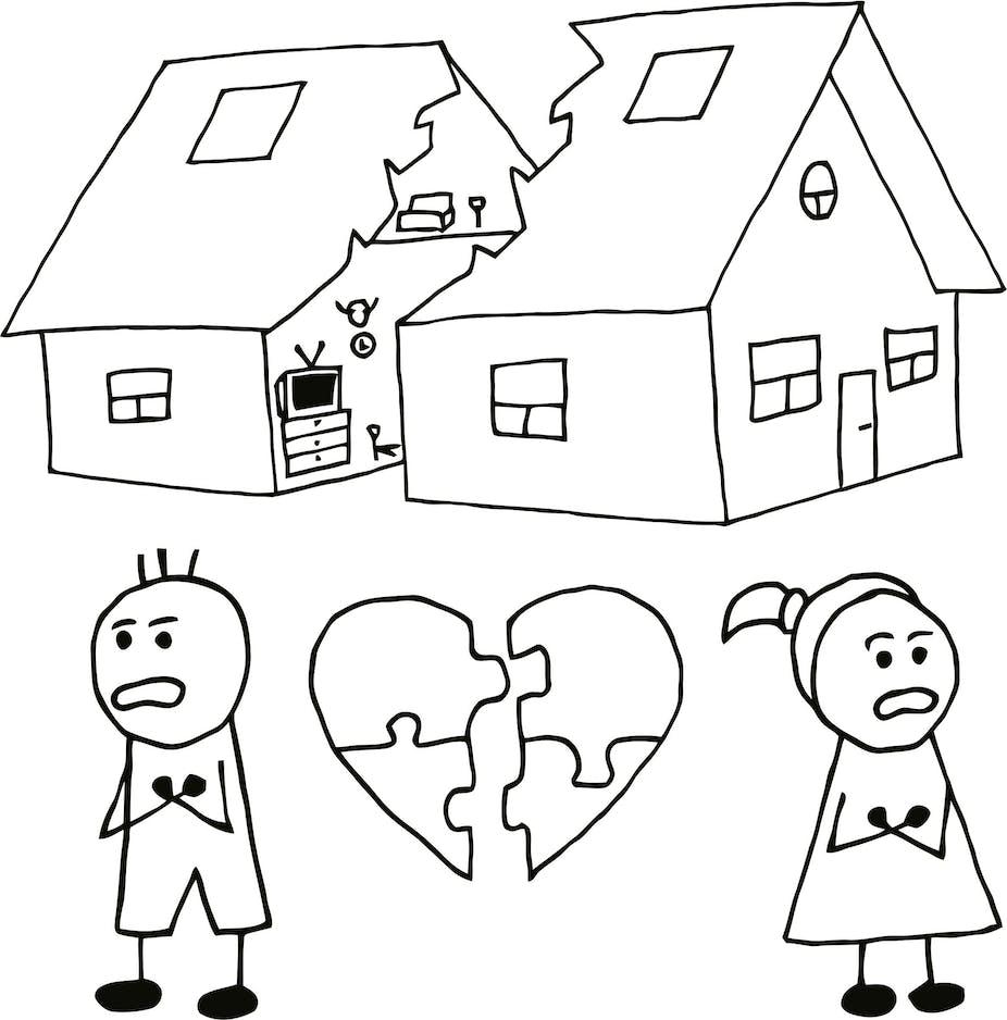 Family break-up raises homelessness risk, and critical