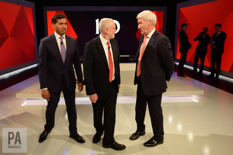 Labour leader challenges under-pressure UK PM to TV debate