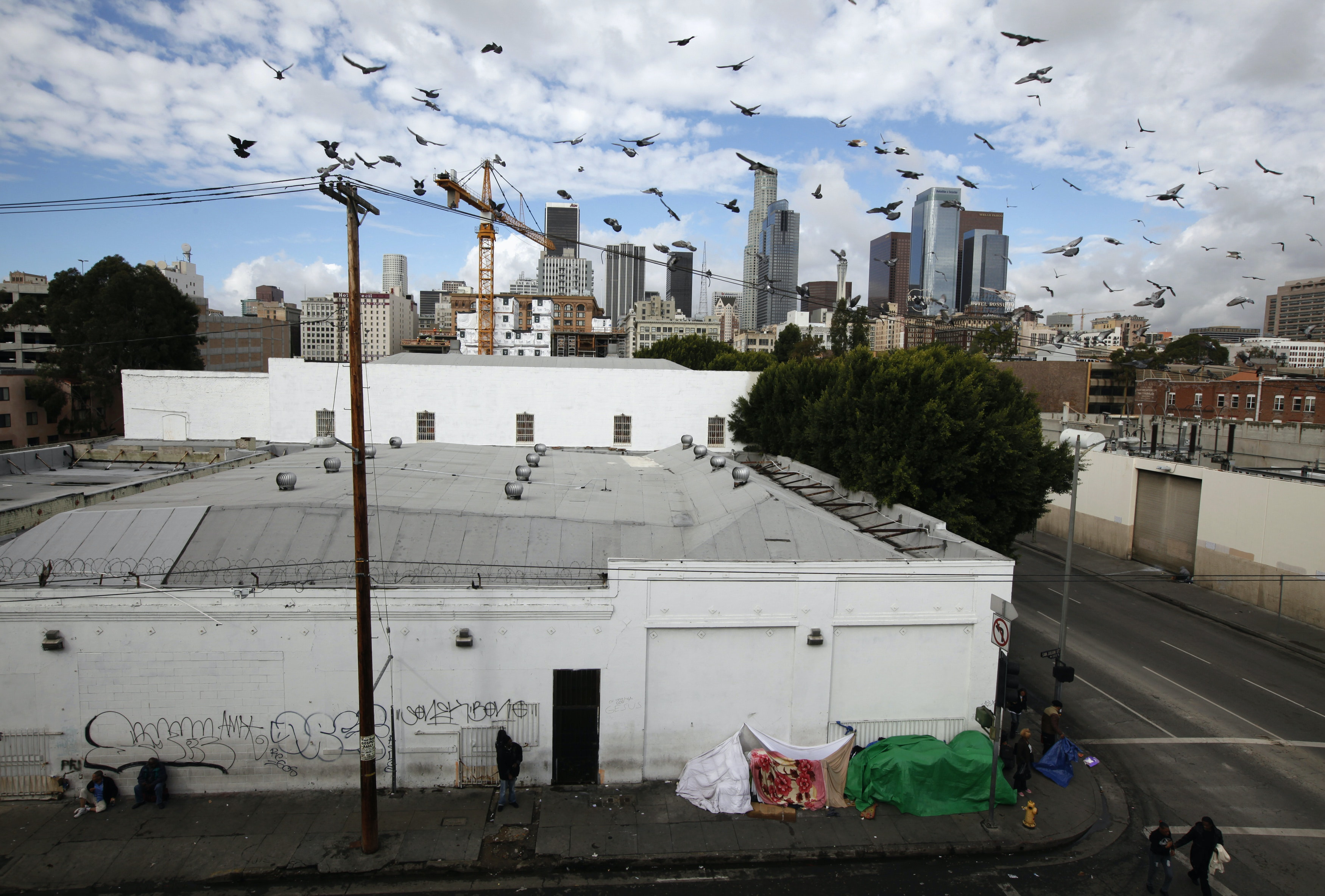 Study: US cities have worse inequality than Mexico, with rich and poor living side by side