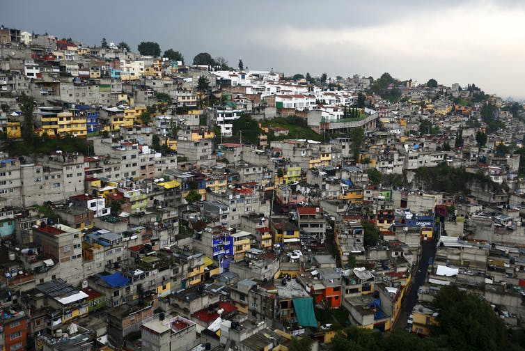 Study US Cities Have Worse Inequality Than Mexico With Rich And - Poor cities in africa