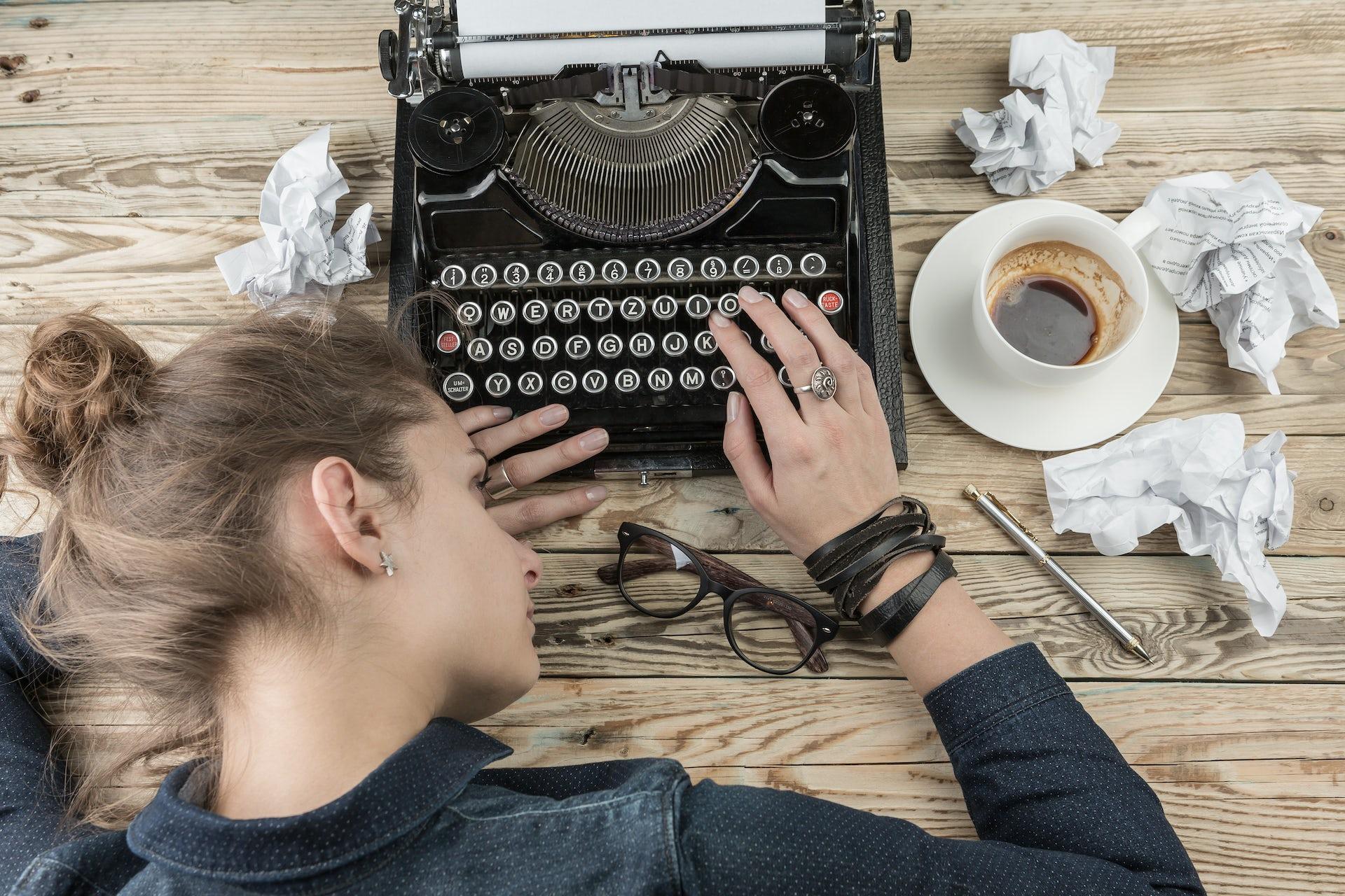 Creative writing help journalistic writing