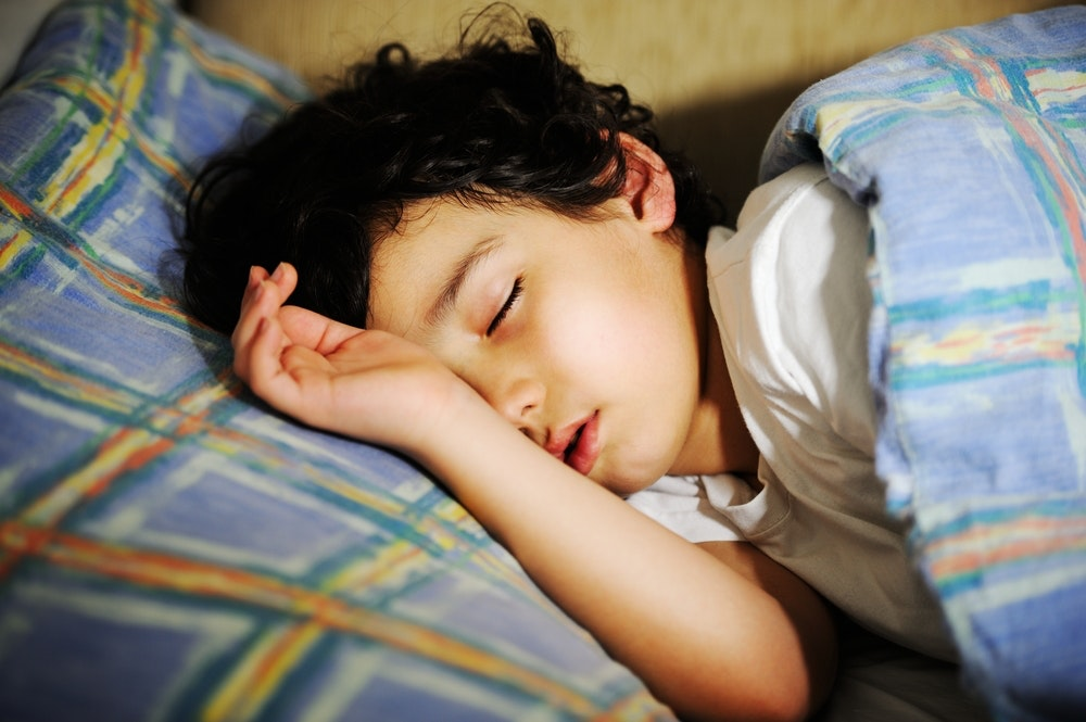 Insomnia in children: the main causes