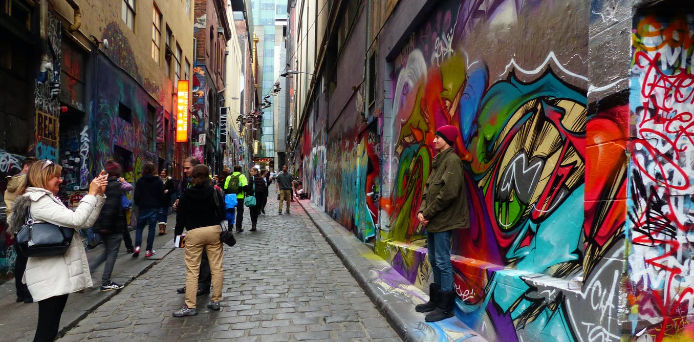 Melbournes love hate relationship with being australias street art capital
