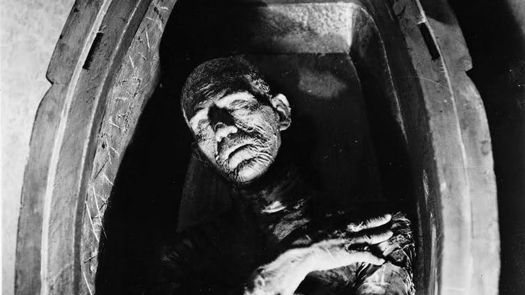 The Mummy has been being rebooted since films were in black and white. Image credit: Universal Pictures.