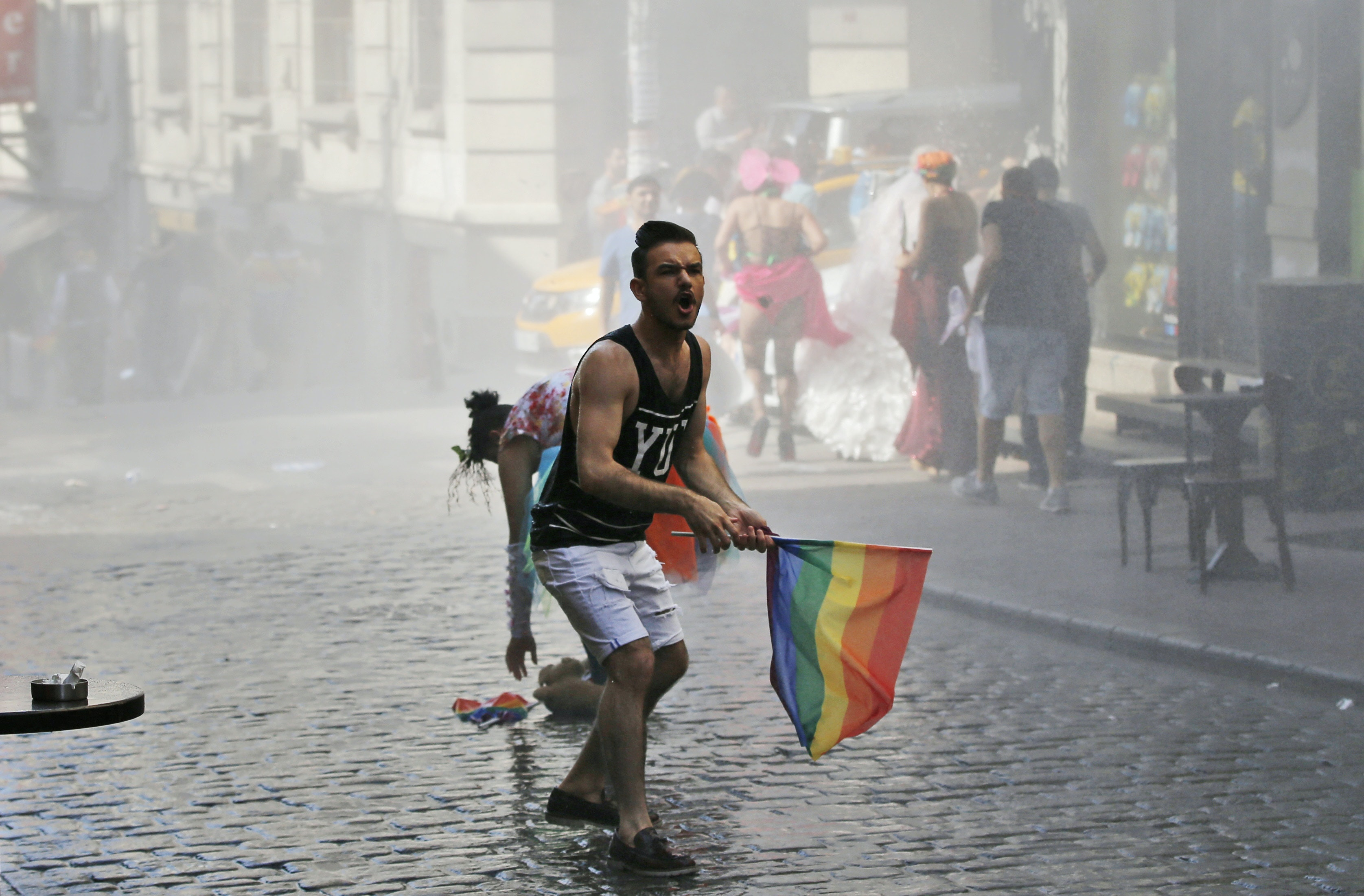 Most countries score an F on our LGBT human rights report card