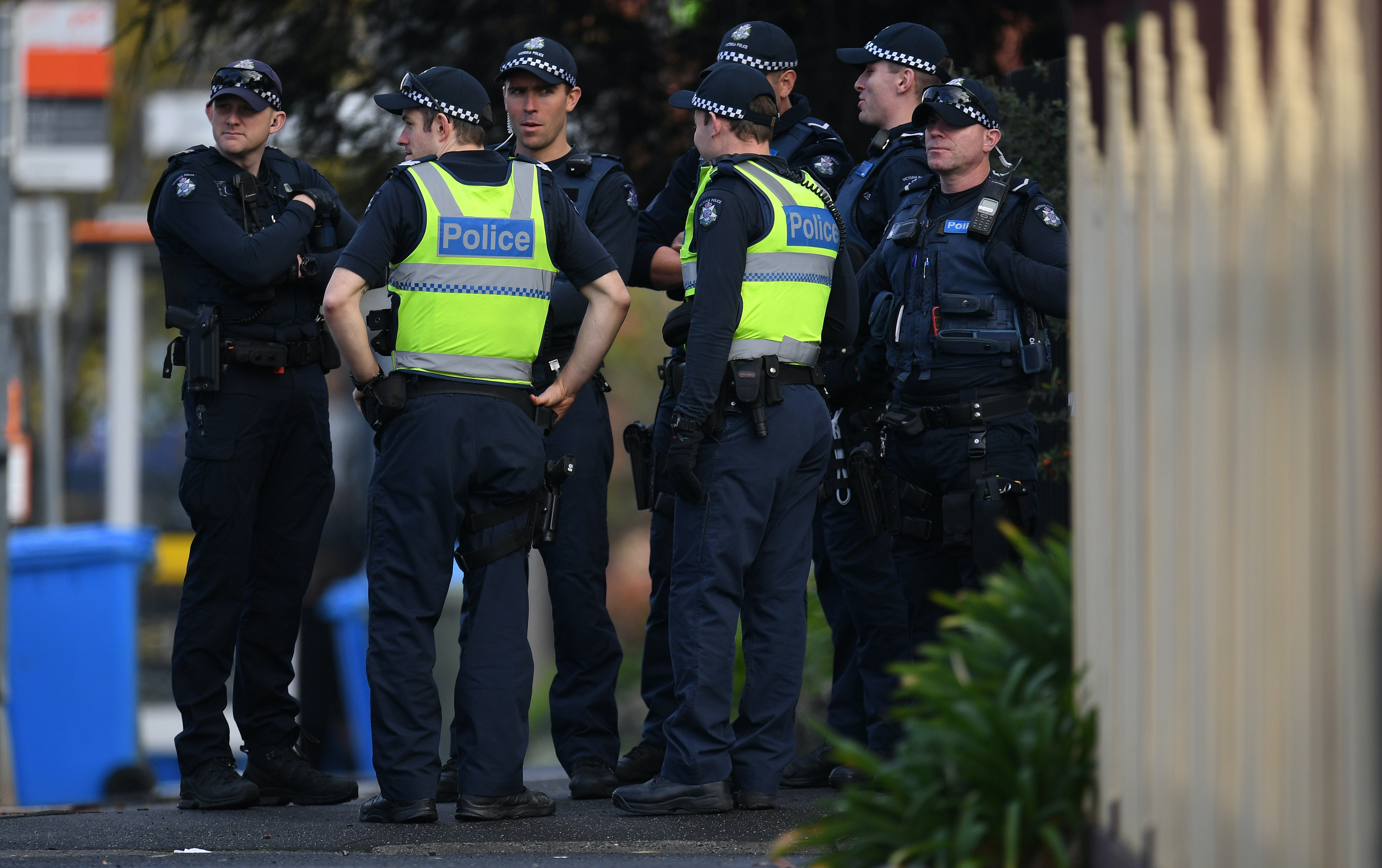All Together Now Lets Fight Terrorism >> Australian Authorities Are Doing All They Can To Combat Terrorism