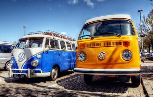 eac06965aa How did the VW camper turn into a £90