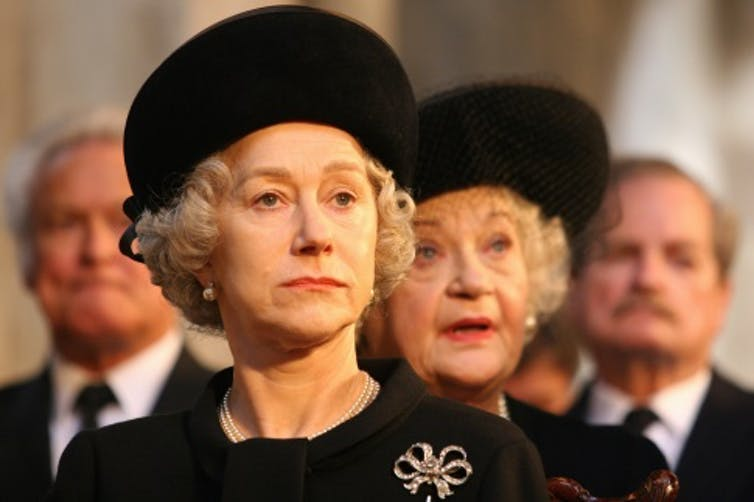 Helen Mirren in The Queen. Pathé Productions/Granada