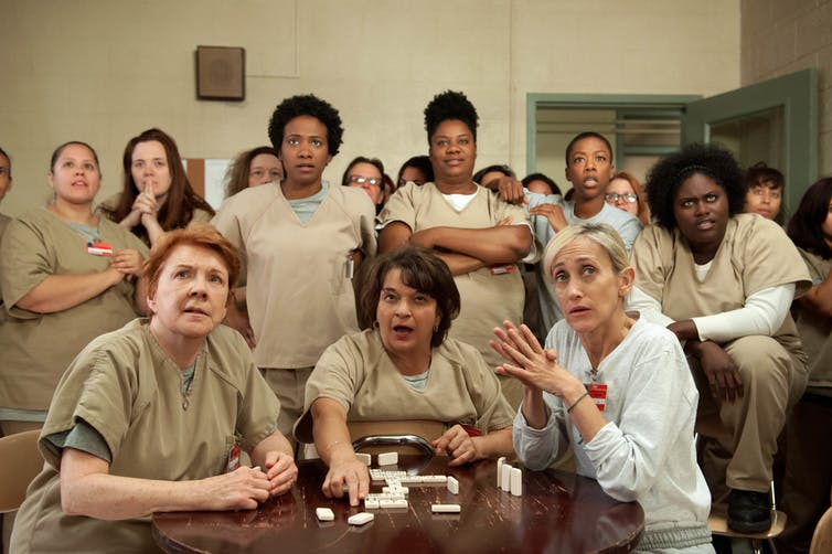 orange is the new black, transgender, diversity, OiTNB