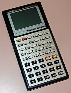 The rise – and possible fall – of the graphing calculator