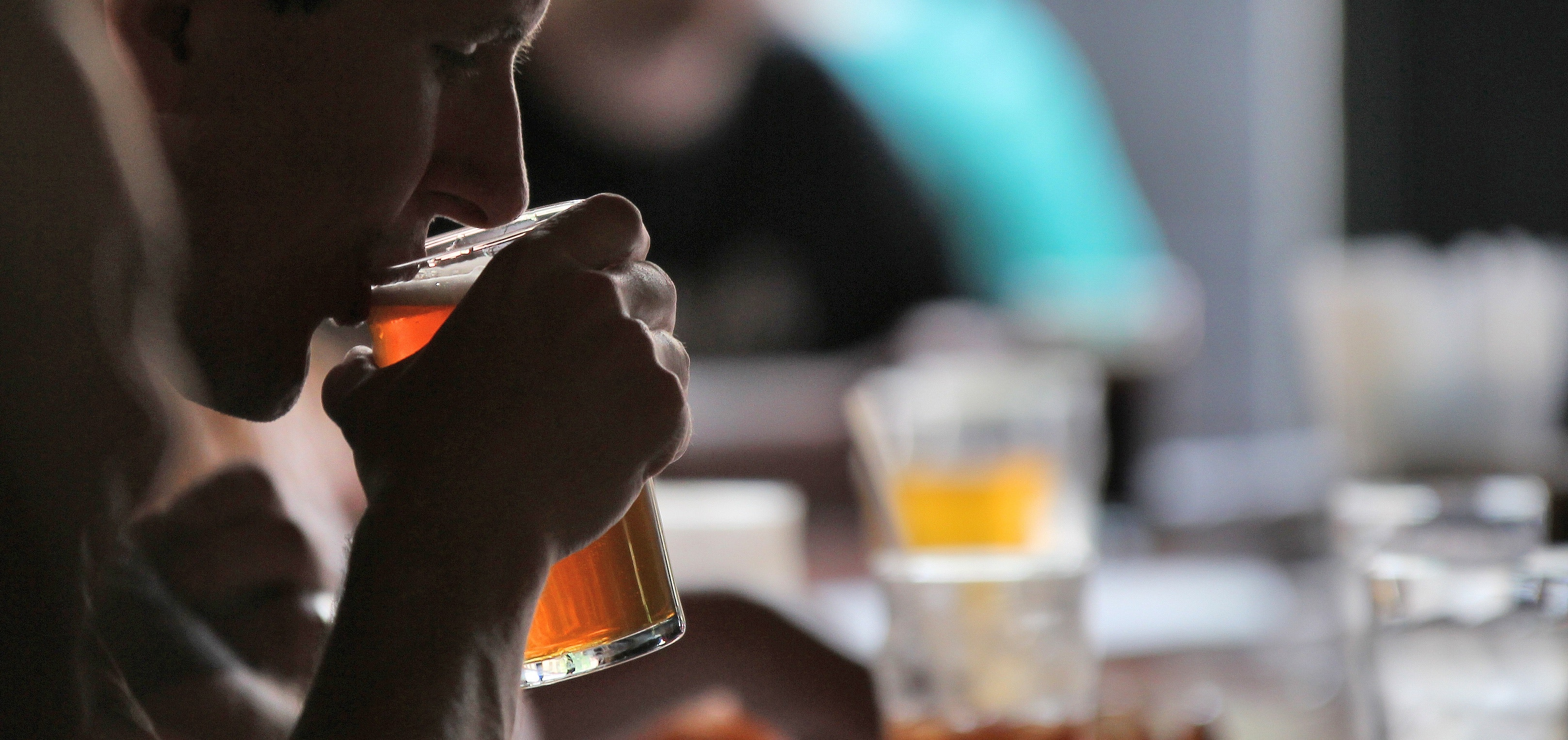 Research Check: can even moderate drinking cause brain damage?